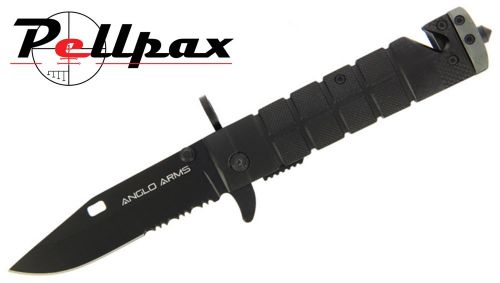 Multi-Purpose Folding Knife
