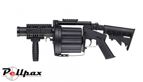 ICS Multiple Grenade Launcher - Gas 6mm Airsoft