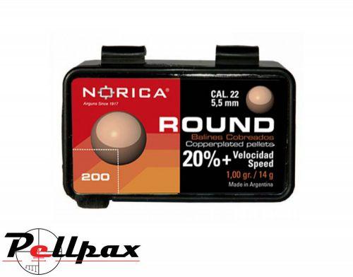Norica Round .22 x 200