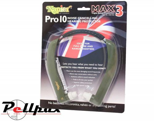 Napier Pro 10 Noise Cancelling Protection