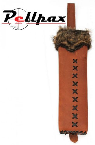 Timber Creek Leather Back Quiver Navajo