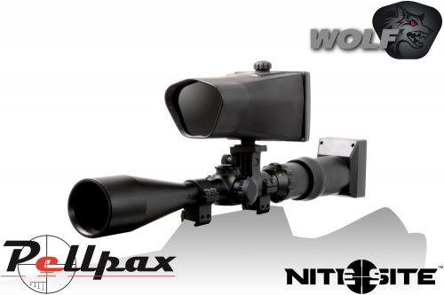 NiteSite Wolf Night Vision Scope Mounted Conversion Kit