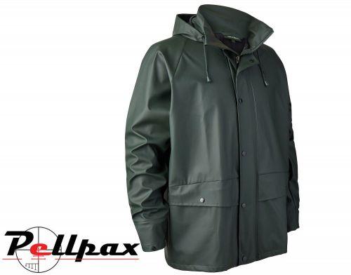 Nordmann Fir Rain Jacket in Sycamore by Deerhunter