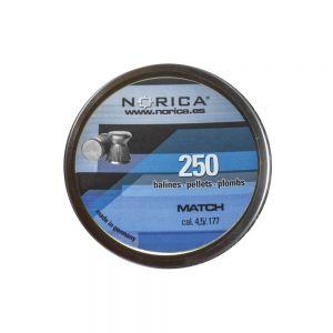Norica Match .177 Pellets x 250