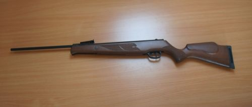 Norica Storm Wood - .22 Air Rifle - Second Hand