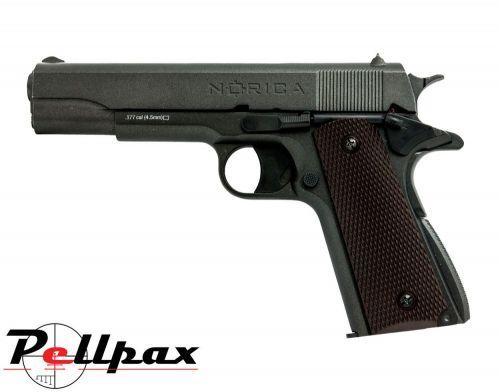 Norica NAC 1911 .177 Pellet CO2 Pistol - Second Hand
