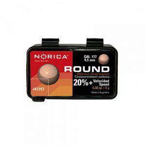 Norica Round .177 x 400