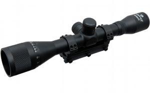 Norica Scope 4x32 AO Magnum w/ Mount