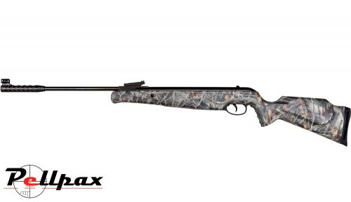 Norica Spider GRS Camo Air Rifle - .22