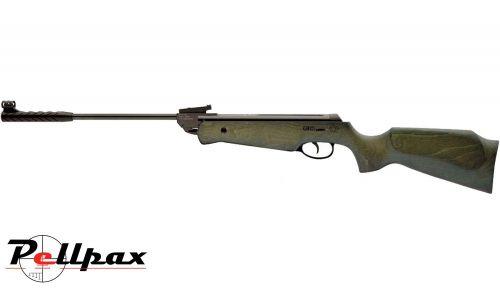 Norica Thor (Green) .22 Pellet Gas Ram Rifle + Gun Bag - Second Hand