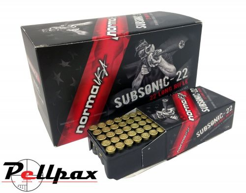 Norma Subsonic HP - .22LR