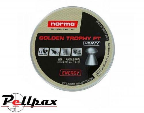 Norma Golden Trophy Heavy FT - .177 Pellet x 300