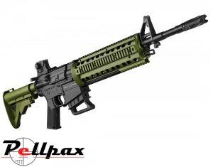 Phantom Elite M4 Air Rifle - .177 Pellet & 4.5mm BB