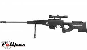 Nova Vista Phantom Elite Sniper Air Rifle - .177 Pellet
