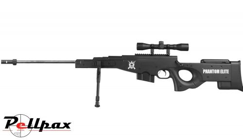 Nova Vista Phantom Elite Sniper Air Rifle - .22 Pellet