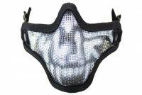 NP Mesh Lower Face Shield Skull