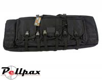 NP PMC Deluxe Soft Black Rifle Bag