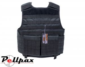 NP PMC Airsoft Plate Carrier: Black / Green / Tan / Camo