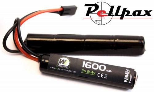 NP Power 1600MAH 8.4V NIMH Nunchuck