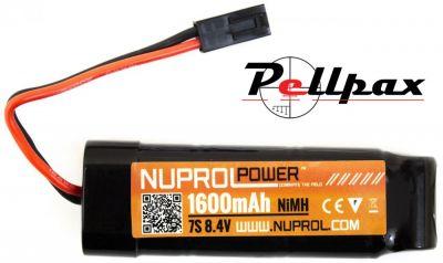 NP Power 1600MAH 8.4V NIMH Small Type