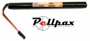 NP Power 1600MAH 8.4V NIMH Stick AK Type