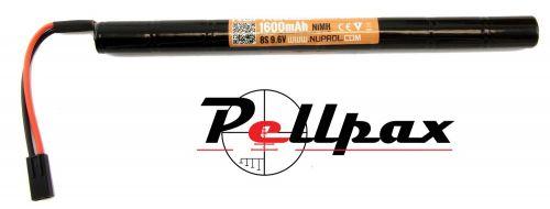 NP Power 1600MAH 9.6V NIMH Stick AK Type