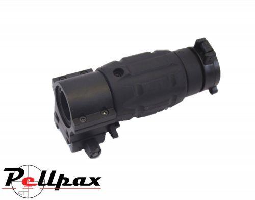 NP TECH 800 3x Magnifier - BLACK