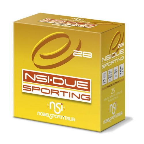 NSI Due Sporting - 12G x 250