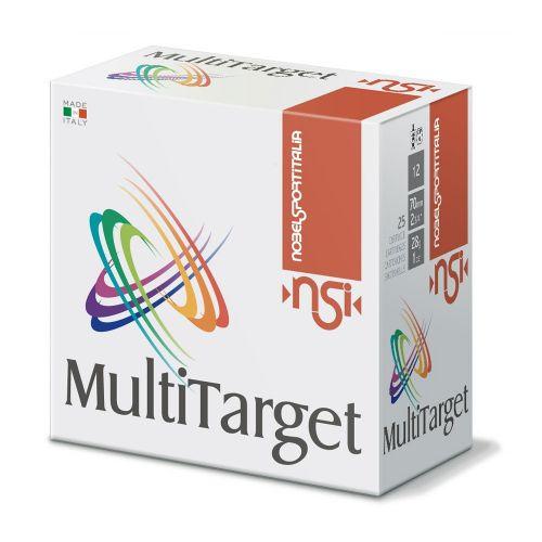 NSI MultiTarget - 12G x 250