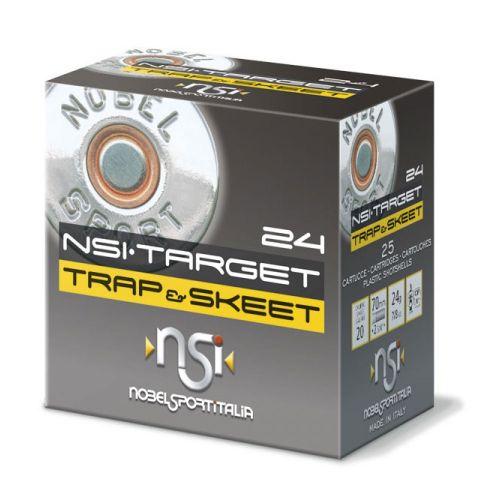 NSI Target Trap & Skeet - 12G x 250