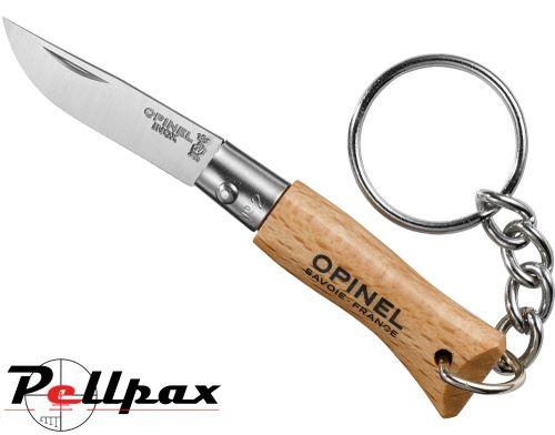 Opinel Keychain Folding Knife