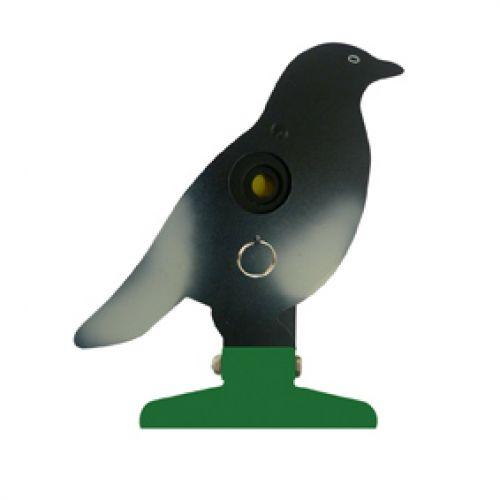 SMK Freestanding Folding Silhouette Knockdown Pigeon Target