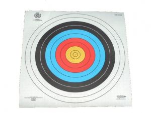 "Pack of 10 Targets 18""x18"""