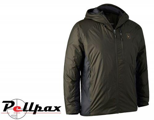 Packable Jacket in Deep Green By Deerhunter