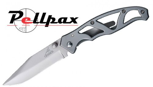 "Gerber Paraframe Serrated Folding Knife 3.1"" Blade"