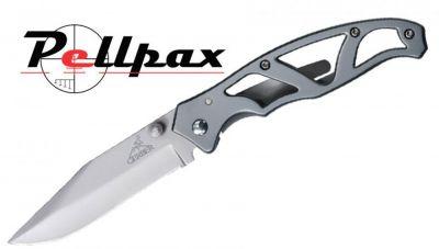 "Gerber Paraframe II Folding Serrated Edge Knife 3.5"""