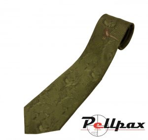 Single Polyester Tie by Bisley