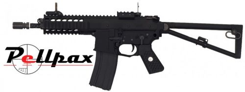 "WE PDW 8"" GBB 6mm Airsoft"