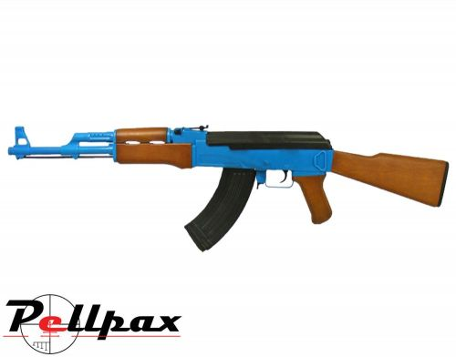 CYMA - AK47 Airsoft Two Tone Rifle - Metal Geared