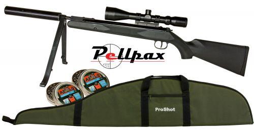 Pellpax Black Assassin Kit .22