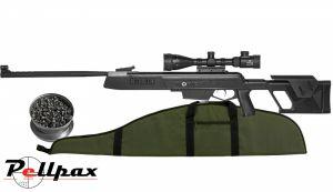 Pellpax Black Destroyer Kit - .22