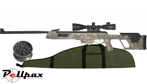 Pellpax Camo Destroyer Kit - .22