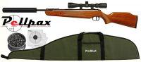 Pellpax Carbine Hunter Deluxe .22