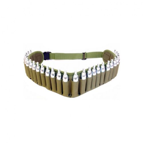 Pellpax CO2 Belt Including 28 CO2 Capsules