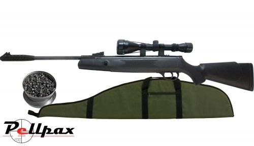 Pellpax Crowbuster - .22 Air Rifle