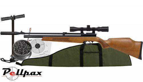 Pellpax Falcon Kit - .177 Air Rifle Full Kit