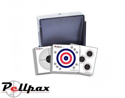 Pellpax Flat Target Trap Set - 14cm