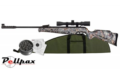 Pellpax Huntsman Kit - .22 Air RIfle