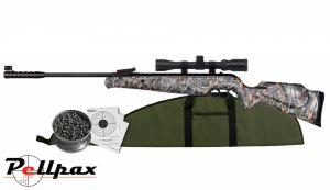 Pellpax Huntsman Kit - .22 Air RIfle