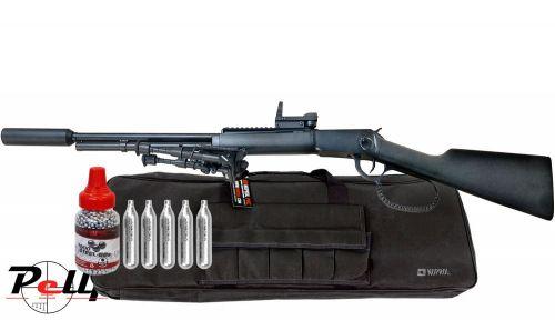 Pellpax MK2 Carbine Kit - 4.5mm BB CO2 Air Rifle